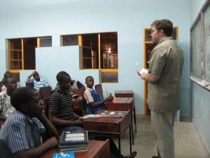 Evening Catechism class