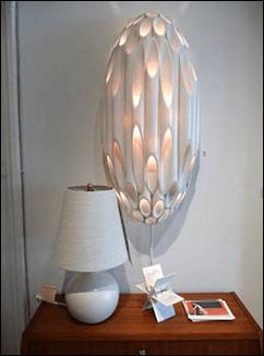 Rougier Tube Lamp Unknown Designer Rougier Canada