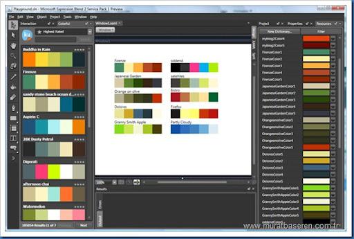 ColorfulExpressionBlend