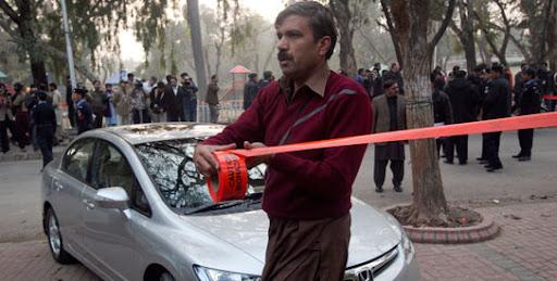 Governor Punjab Salman Taseer assassinated