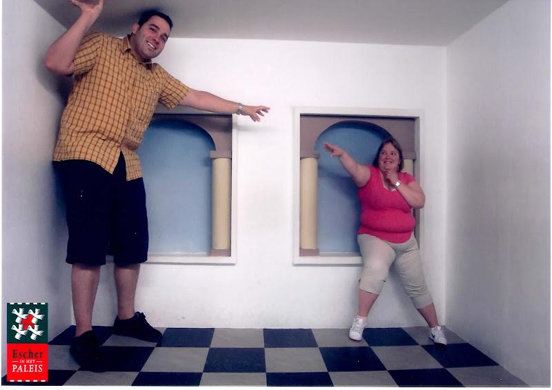 Alicia y Alberto in het Palais