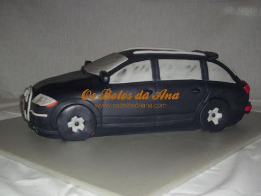 Bolo artistico Audi Q7 Bolo 3D Audi 3D Cake Sculpted Cake