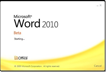 ms word 10
