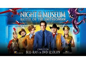 Night at the Museum Battle of the Smithsonian < Blu-Ray | Fox Home