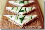 cucumber cream cheese