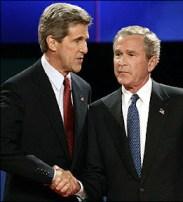 La cravatta di Bush è fatta ad Asso!!!