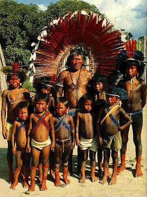 Indios Amazzonia Brasiliana