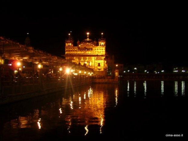 Il Tempio dOro dei Sikh