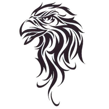 eagle tribal tattoo designs cute shooting star tattoos
