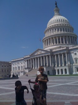 US Capital building Washington D.C.