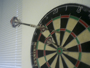 Missing the Target, Accurately