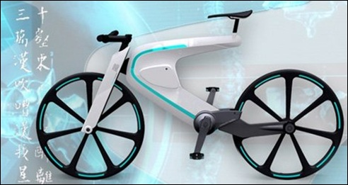 Tong City Bicycle Concept 01