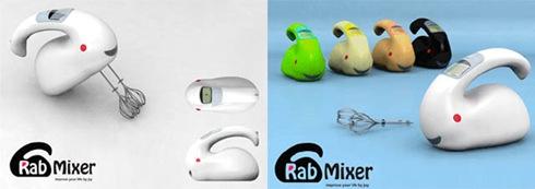 RabMixer by Ming Tong