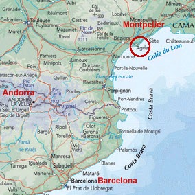 cap d agde map » ..:: Edi Maps ::.. | Full HD Maps