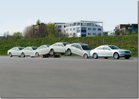 Automatisiertes Fahren / Automated Driving