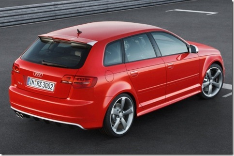 Audi RS3 Sportback  (3)
