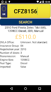 Car Search screenshot 1