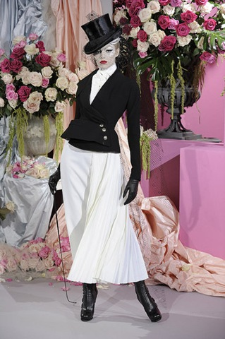 Christian Dior Haute Couture 2010 SS