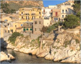 Sizilien - Santa Flavia - Ortsteil Sant'Elia - Ein malerisches Dorf direkt am Wasser