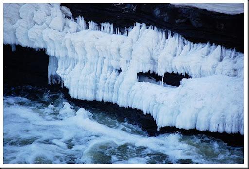 Waterfalls Ice