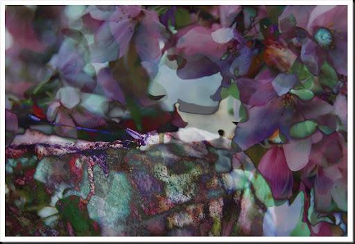 DAMSELFIES Apple Blossoms BLUE