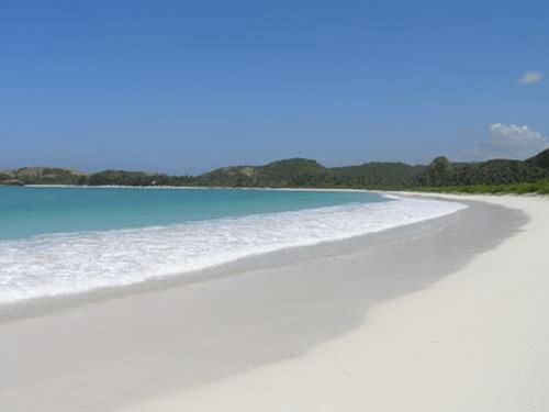 صور شواطئ جزيرة لومبوك
