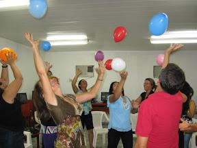 Dinâmica dos balões