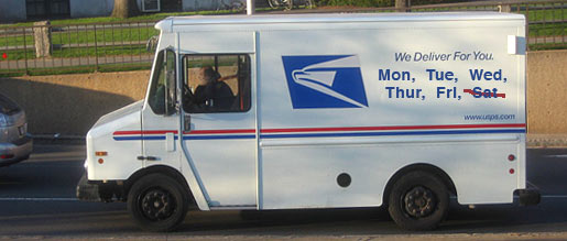 USPS mail