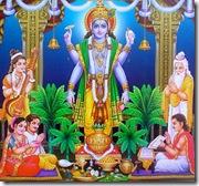 Lord Shri Satyanarayana