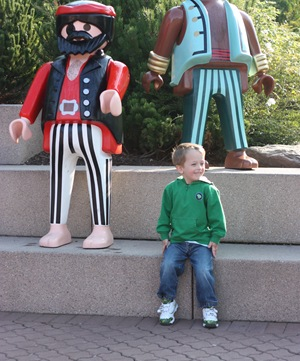 Playmobil Park in Germany