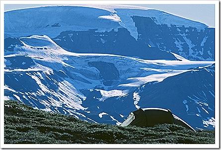 Sermerssuaq, Groenlandia