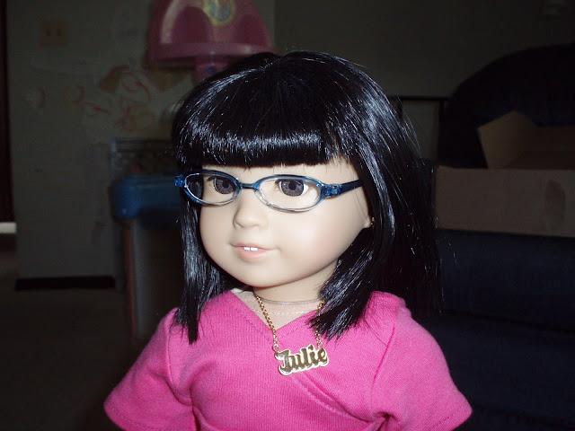 Glasses Two Tone 2010 American Girl Playthings