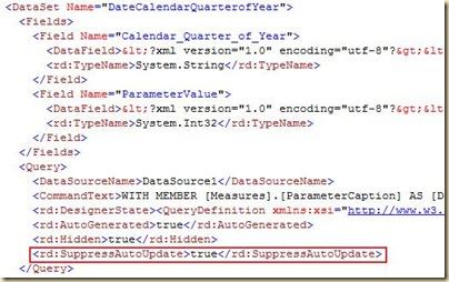 SuppressAutoUpdate Code