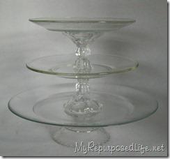 glass dessert plate 4