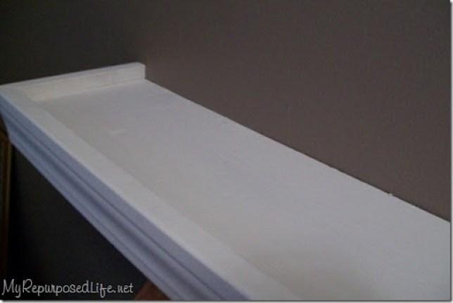how to build a simple shelf