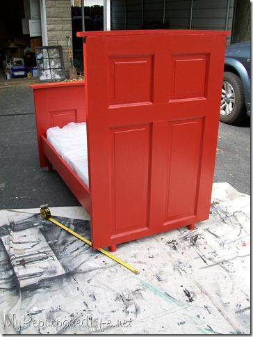 door (toddler bed)