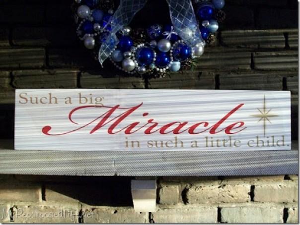 Christmas vinyl sign 3