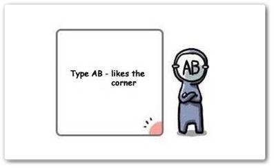 กรุ๊ป AB ชอบทำตัวเหมือนอยู่ในมุม