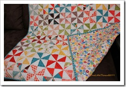 Baby Pinwheels Quilt