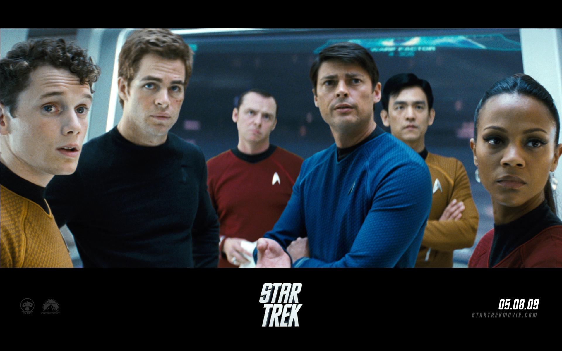 Star Trek Official Wallpapers