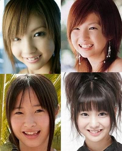 2010 Kawaii hair styles for girls picture