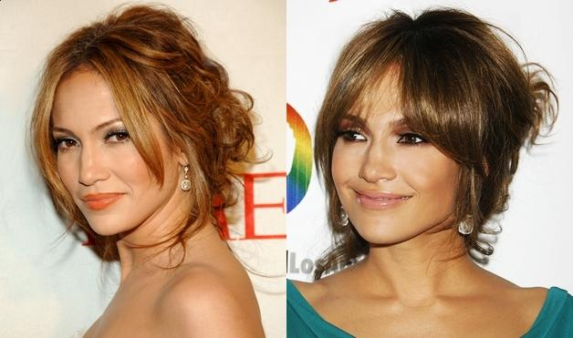 Jennifer Lopez's Hairstyles pictures