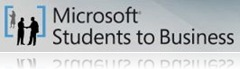 Logo: Microsoft-Students-to-Business