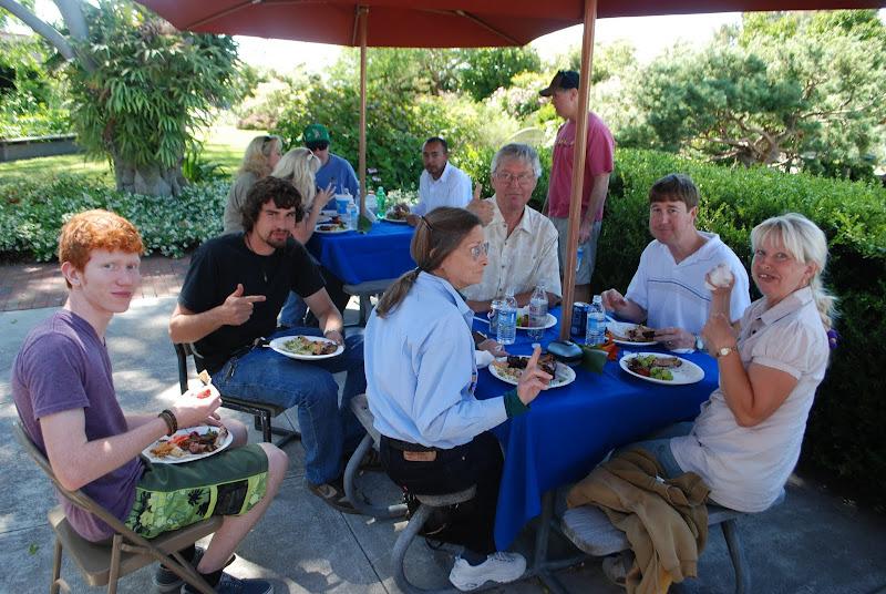 OCC Horticulture Club BBQ