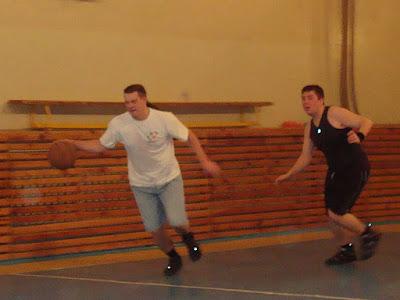 Баскетбол для киевских блогеров :)