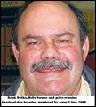 Botha Brink 53 murdered 3    Nov2008 large gang attack