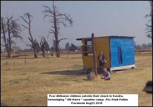 Poor Whites Sundra Vereeniging Pic Mark Pullen Wit Hawe facebook