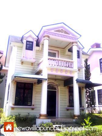 Villa Orlando Kota Bunga Puncak Cipanas