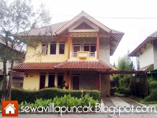 Villa Alamanda Kota Bunga Puncak