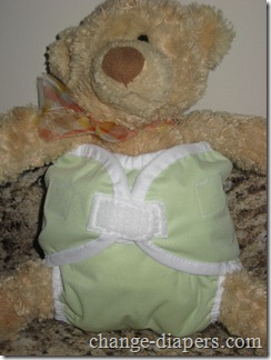 with newborn xs wrap